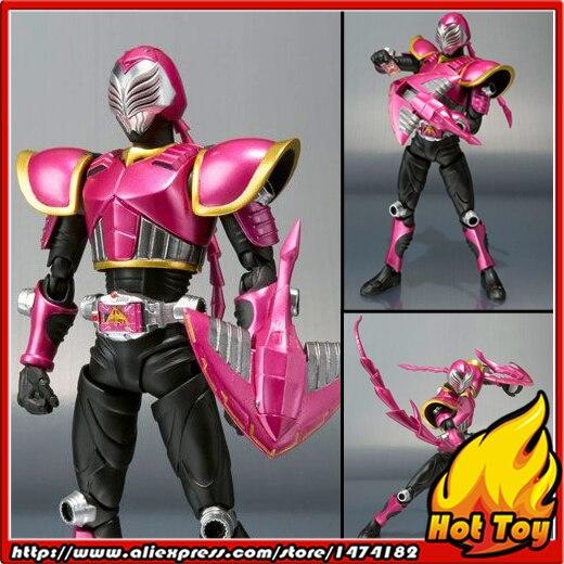 100% Original BANDAI Tamashii Nations S.H.Figuarts (SHF) Action Figure - Raia from Masked Rider Ryuki
