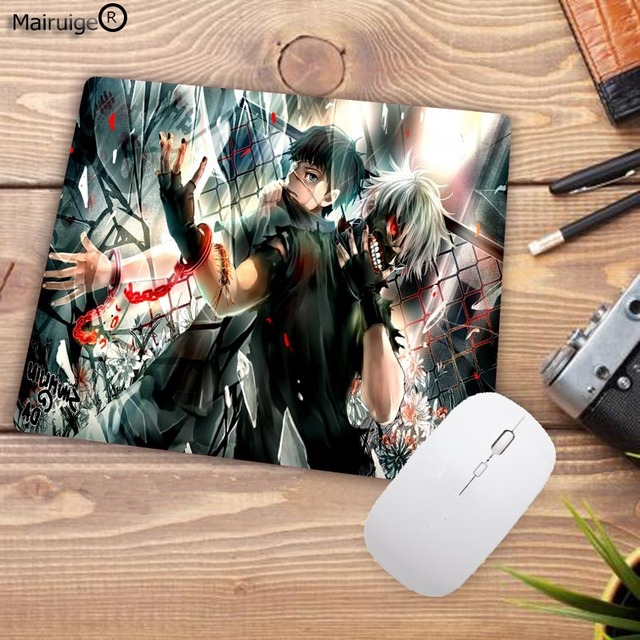 Tokyo Ghoul Anime Mouse Pad Size for 22X18CM 4