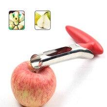 Нож для яблок из нержавеющей стали, нож для нарезки фруктов, многофункциональный нож для резки овощей, удаленные Кухонные гаджеты, инструменты