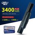 JIGU batterie d'ordinateur portable pour asus K53 X54C X54LB K53SD X54L K84H P43 Pro4G X84S Série Pro4L X54K K53E X84EB815HR-SL