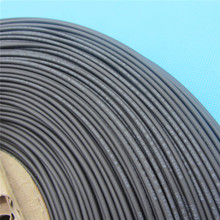1 m Tubo Termorretráctil 125 Celsius Negro Tubo Termoretráctil Manguitos Wire Wrap Cable Kit de Diámetro Interior 1.5mm