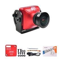 RunCam Eagle 2 FPV Camera 4:3/16:9 Global WDR 800TVL 2.5mm Lens Aluminium NTSC PAL True Starlight For Drone Quadcopter