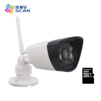HD 1280 960P Wifi Wireless Mini IP Camera With 32G Micro SD TF Card P2P Onvif
