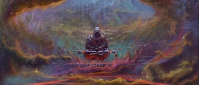 Wall Art Modular Pictures Star Wars Sith Meditation Unframed Canvas