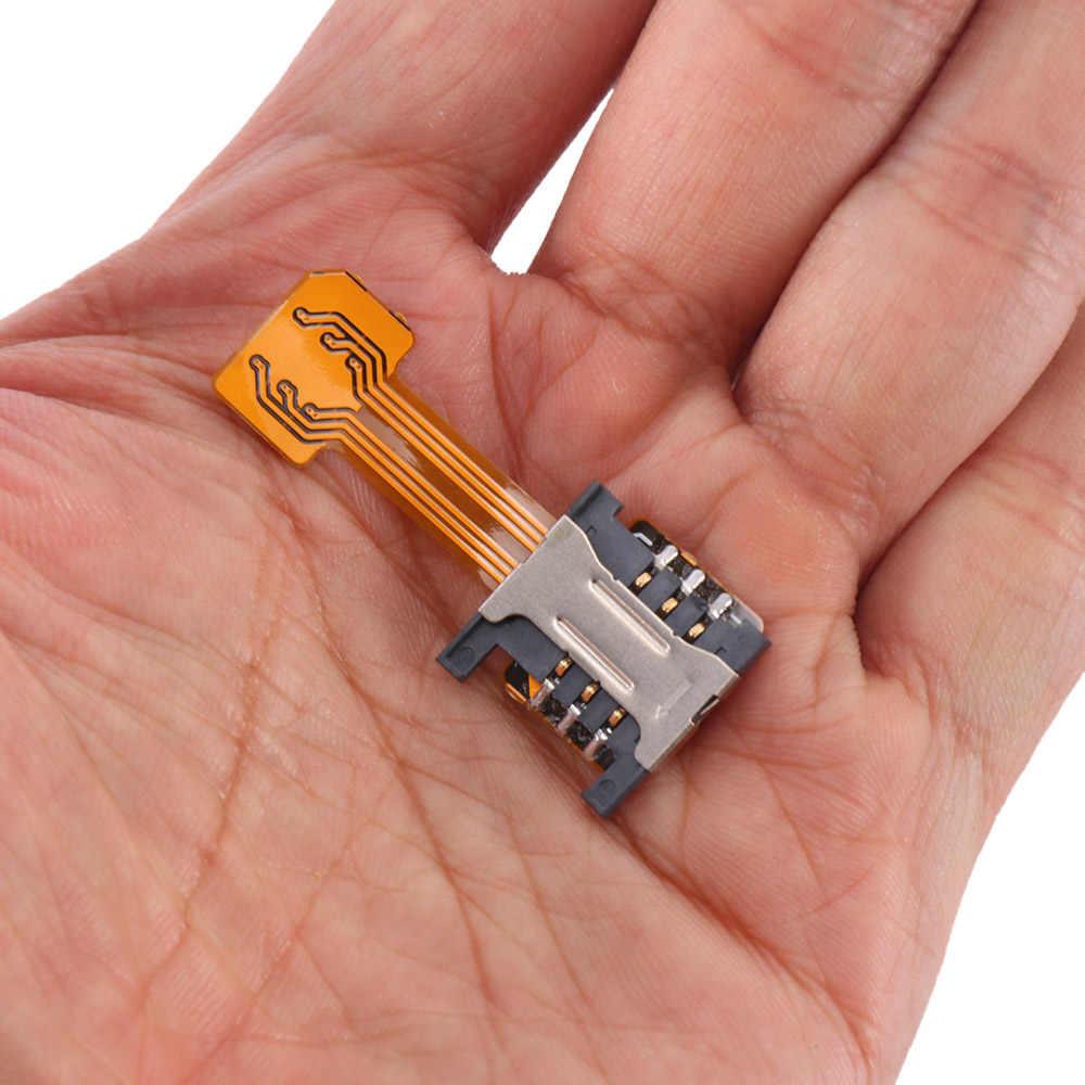 Extender 2 Nano adapter Micro sim hybrydowa podwójna podwójna karta sim Micro SD adapter do androida dla XIAOMI REDMI NOTE 3 4 3s PRO Max