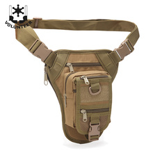 Outdoor Sports Mens Bag Military Tactical Waist Men Oxford Waterproof Climbing Travel Casual Cycling Bags
