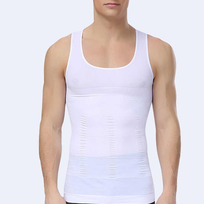 Ультра-подтяжки для похудения для мужчин, формирователь для мужчин, s, Корректирующее белье, жилет, Новогодние декоративные шарики, талия, топы, пот, Корректирующее белье, рубашки, хит продаж, плюс размер