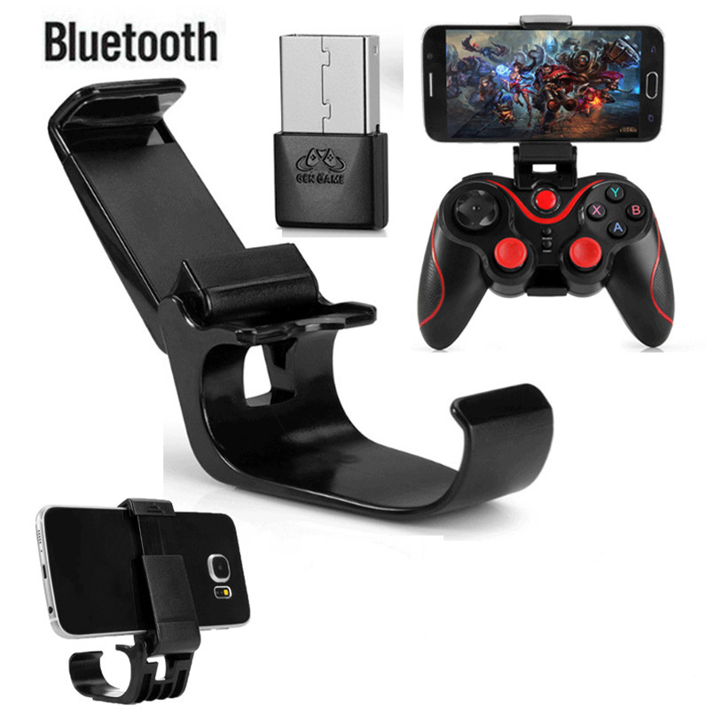 Phone Mount Bracket Gamepad Controller Clip Holder With 5-8.5cm Adjustable Width For Xiaomi Controller S3 S5 T3  X3 X7 3E04