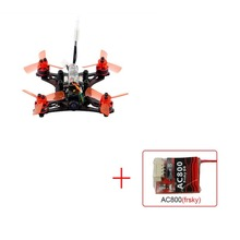 Mini 90GT PNP 4CH Brushless Drone FPV 800TVL Camera RC Racing With FRSKY AC800 Receiver Brushless KINGKONG Quadcopter F19933