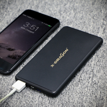 5000mAh Power Bank Ultra Slim Li-Polymer Phone External Battery PowerBank for iPhone 5 5s 6 6s 7 7plus Samsung Galaxy s7 etc.