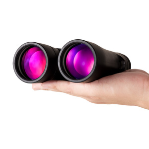 Image 4 - Eyeskey edレンズ 12 × 50 IPX8 防水超マルチコーティング双眼鏡Bak4 プリズム光学hd望遠鏡キャンプ狩猟屋外