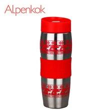 Alpenkok AK-04022A Термокружка вакуумная 400 мл