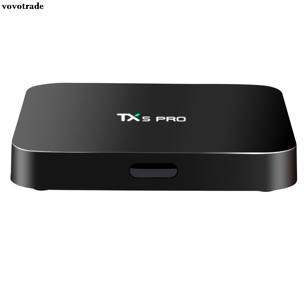 vovotrade TX5 Pro Android TV BOX High 905X Android 6 New Trade Model Network Player Wifi HDMI 4k 1080P HDTV