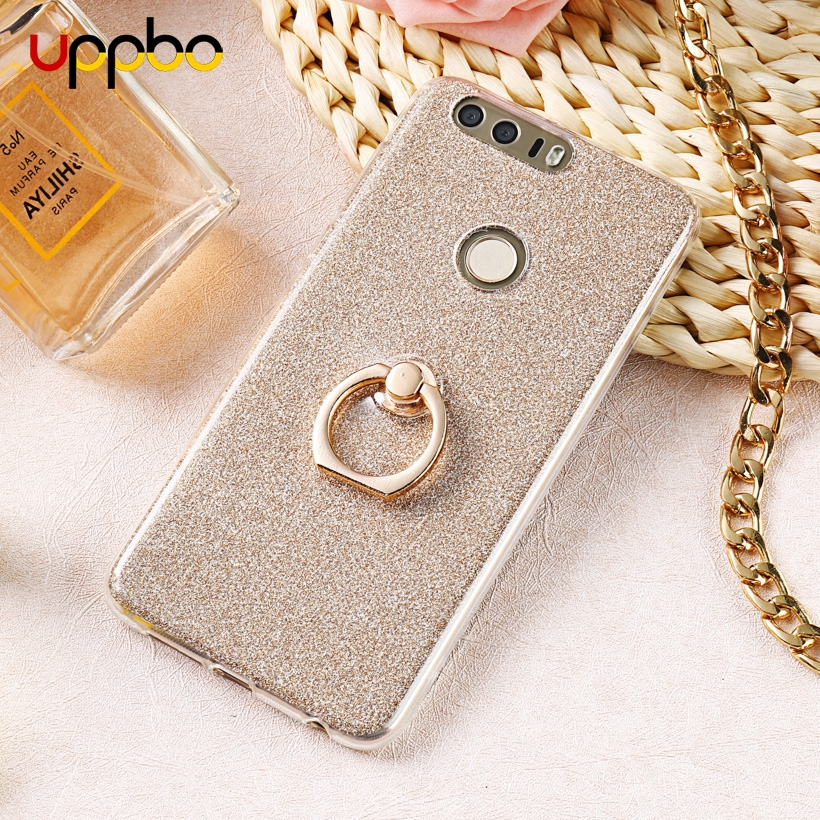 Uppbo For <font><b>Huawei</b></font> Mate 10 Case P20 Pro P10 P9 P8 9 Lite Y5 Y6 Y3 II <font><b>Y7</b></font> Y6 Prime 2017 Y9 <font><b>2018</b></font> Nova 2S 2 Plus Cover Stand Case Bags image