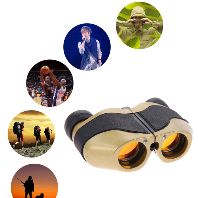 Hunting Spotting Scopes Good 80x120 Outdoor Binoculars Hunting Tourism Sightseeing Concert Accessories Led Lights Bak9 Prism Portable Telescope In Pain
