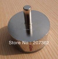 60mm Diameter Diamond Coating Tip Glass Tile Hole Saw