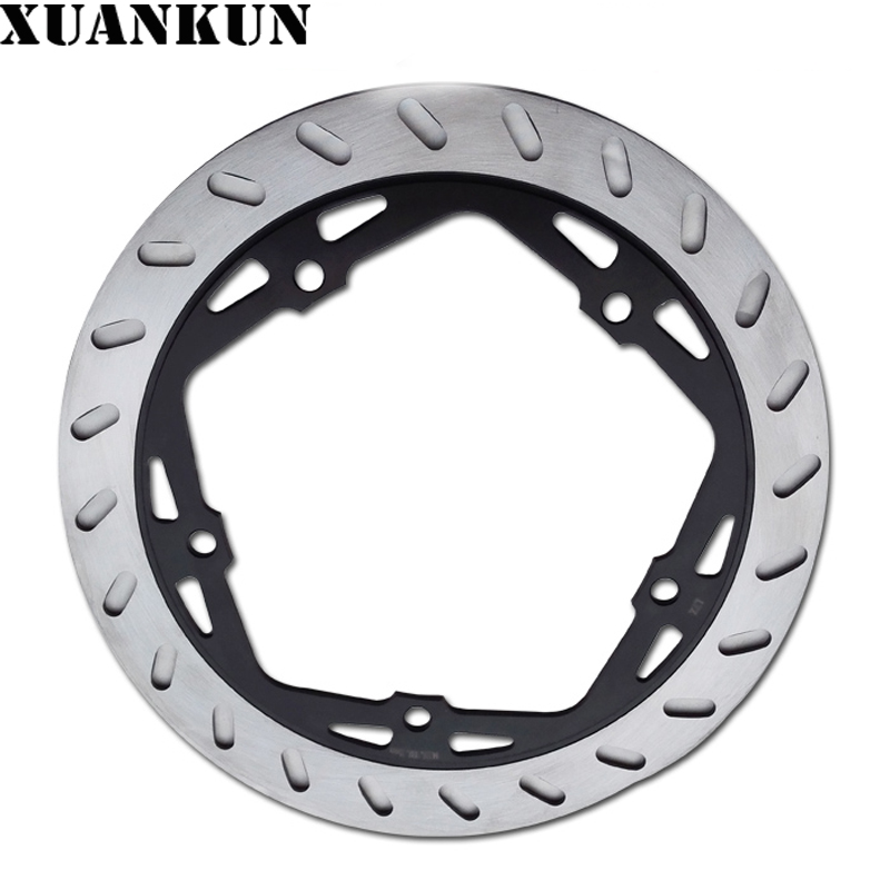 XUANKUN Motorcycle Accessories 150NK Front Brake Disc Brake  Disc Friction Plate CFMOTO brake pump of cfmoto spring motorcycle 650 series nk front brake pump combination a000 080110