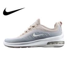 fb363add3dfd5 Orijinal Nike Hava Max Eksen kadın koşu ayakkabıları Gri & Beyaz Şok-Emici  Nefes Aşınmaya dayanıklı Olmayan kayma AA2168 600