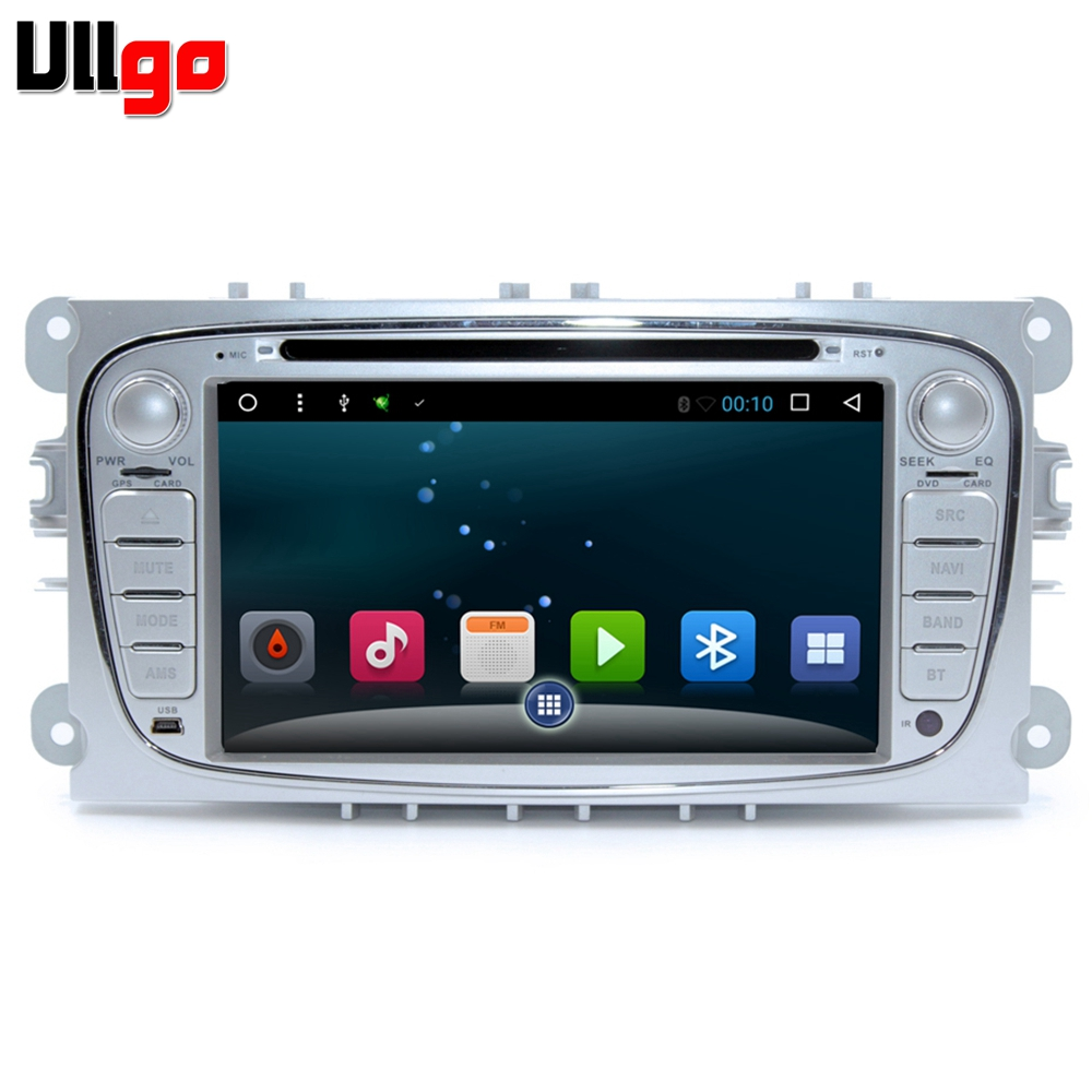 android 6 0 car radio gps for ford focus mondeo galaxy c. Black Bedroom Furniture Sets. Home Design Ideas