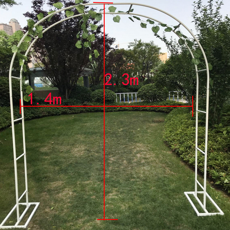 Bridal-Arch-Frame-Background-Decoration-Cherry-Blossom-Arch-Flower-Stand-Door-Wedding-Party-Decoration-Props. (4)