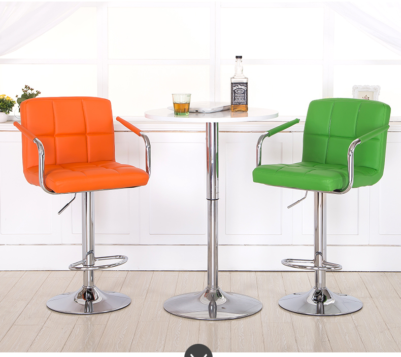 pubic house chair hotel office computer stool green orange Purple ect color free shipping bar chair antique color ktv stool free shipping brown blue dark green color public house stool