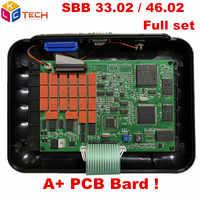 SBB Key Programmer V33.02 V46.02 No Token Limited Auto Key Programmer SBB Immobilizer Key Programmer Tool Support Multi-Brand