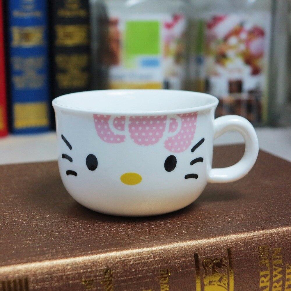 Céramique Cher Kitty Pas Hello Tasse Café Mignonne AjLq354R