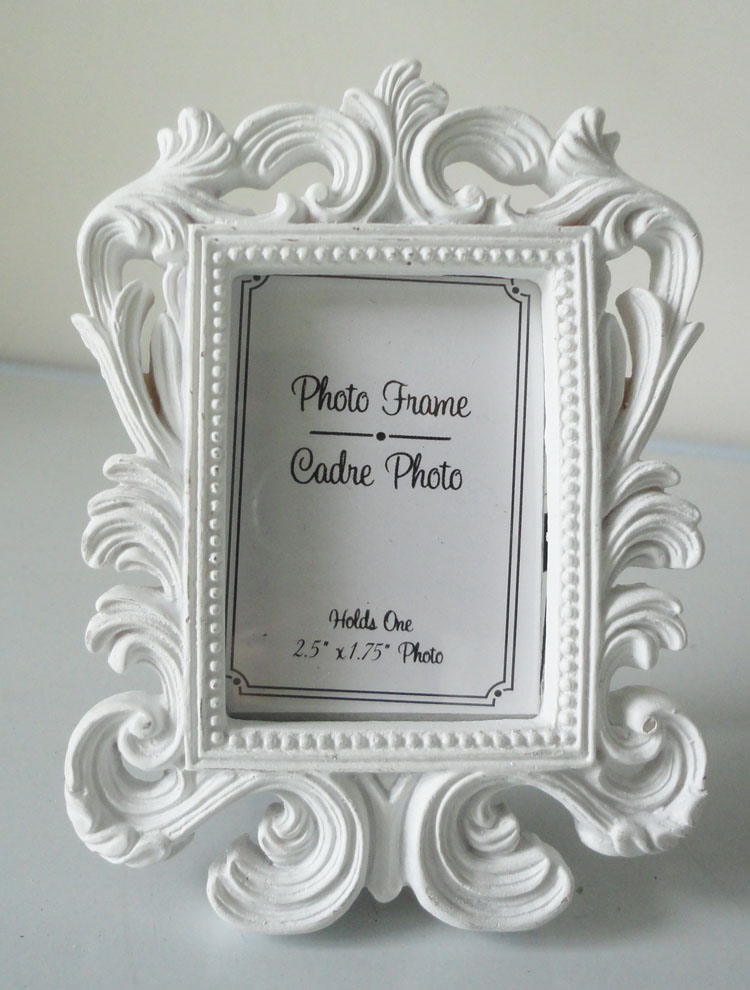Baroque photo picture frame 10PCS/LOT wedding party place name card ...