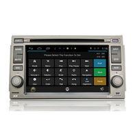 For Quad Core Hyundai Azera Car Dvd Player GPS With WIFI GPS Navigation BT 1024 600