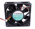 Brand new genuine 8025 4.3W 8cm 24V dual ball inverter fan KD2408PTBX-6A