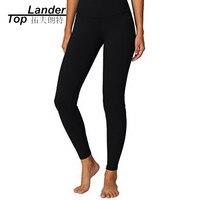 Yoga leggings Remise En Forme Élastique Leggings Sport Pantalons Femmes Fitness Gym Collants Taille Haute Sexy Workout Lulu De Yoga Pantalon