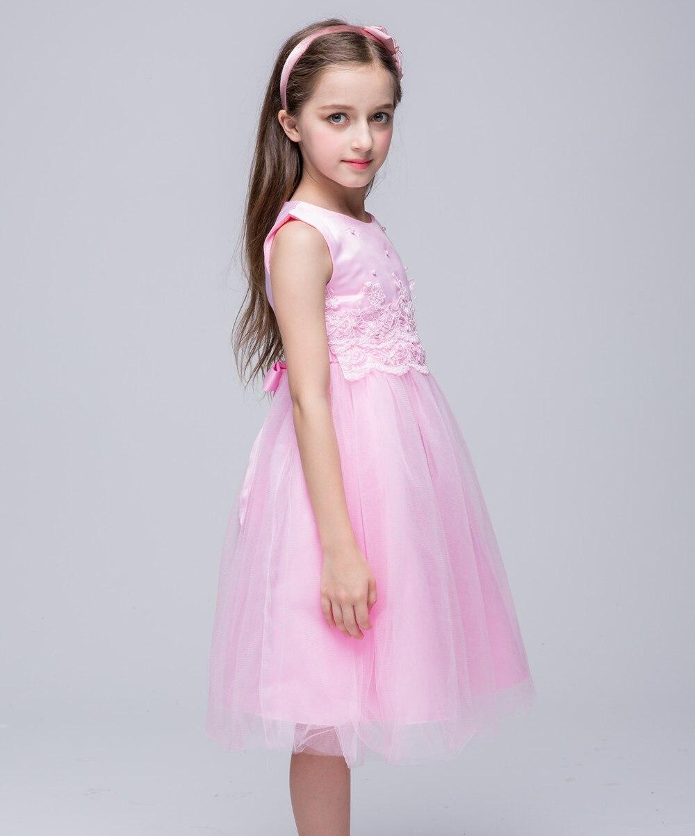 Fantastisch Rosa Cocktailkleider Für Kinder Und Jugendliche Ideen ...