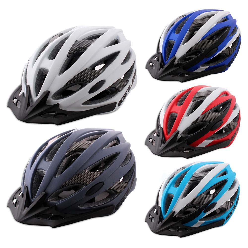 GUB Big Size Bicycle Helmets Men Women Bike Helmet Back Light Mountain Road Bike Integrally Molded