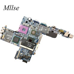 Bezpłatna dostawa przy Dell Latitude D630 Laptop płyta główna 965PM DDR2 Quadro NVS 135M CN 0R872J 0R872J CN 0PN302 0PN302 0PN302 w Płyty główne do laptopów od Komputer i biuro na