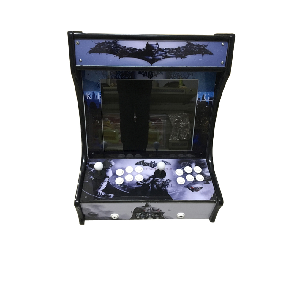 games video Mini table top arcade with Classical games 645 in 1 PCB board