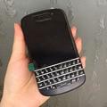Оригинальный BlackBerry Q10 Мобильный Телефон Разблокирован 8MP 3 Г WI-FI Bluetooth Восстановленное Смартфон Английский Арабский Клавиатура