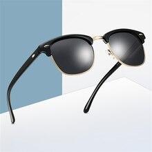ASOUZ 2019 new fashion round mens sunglasses UV400 oval ladies glasses classic retro brand designer sports driving