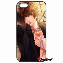 Death Note cases For Huawei Ascend P6 P7 P8 P9 P10 Lite Plus 2017 Honor 5C 6 4X 5X Mate 8 7 9