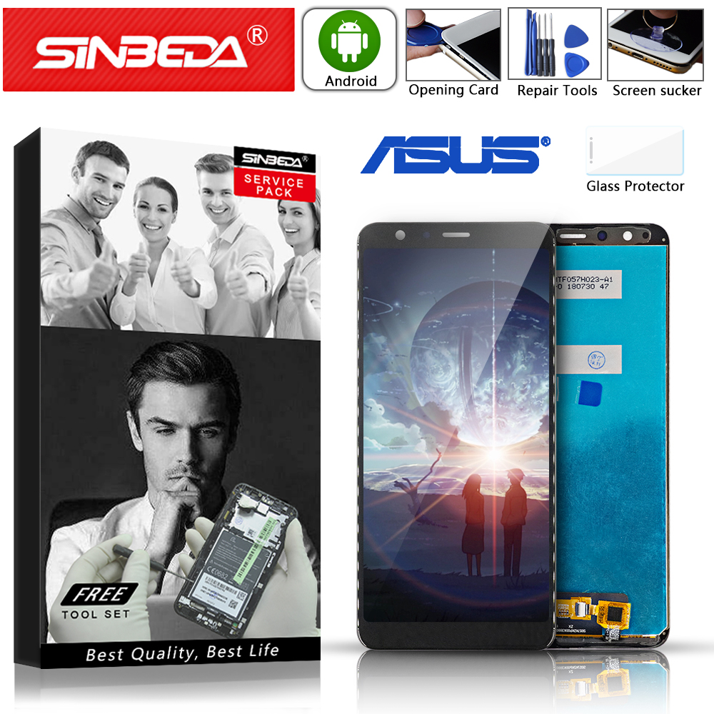 5.7 Original LCD For ASUS Zenfone Max Plus (M1) ZB570TL Display Touch Screen with Frame For Asus ZB570TL LCD X018D X018DC5.7 Original LCD For ASUS Zenfone Max Plus (M1) ZB570TL Display Touch Screen with Frame For Asus ZB570TL LCD X018D X018DC