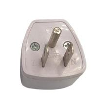 1pc Universal Travel Adapter US AU EU to UK Plug Travel Wall AC Power Adapter