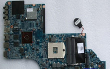 free shipping ! 100% tested 639390-001 laptop motherboard for HP pavilion DV7 DV7T DV7-6000 motherboard