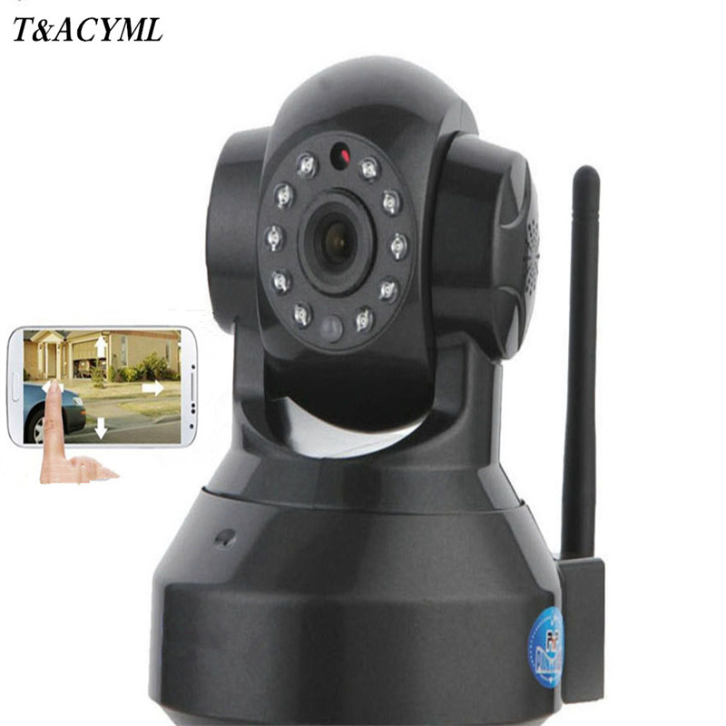 WIFI IP Security Camera 1080P robot HD video Home Security Surveillance 360 IR-CUT Vision Two-way Audio Motion Detection Camera