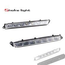 X1 левый + правый Новый светодиодный днем Бег свет противотуманных фар для Mercedes-Benz X164 x166 gl320 GL350 ML63 AMG 1649060451 1649060351