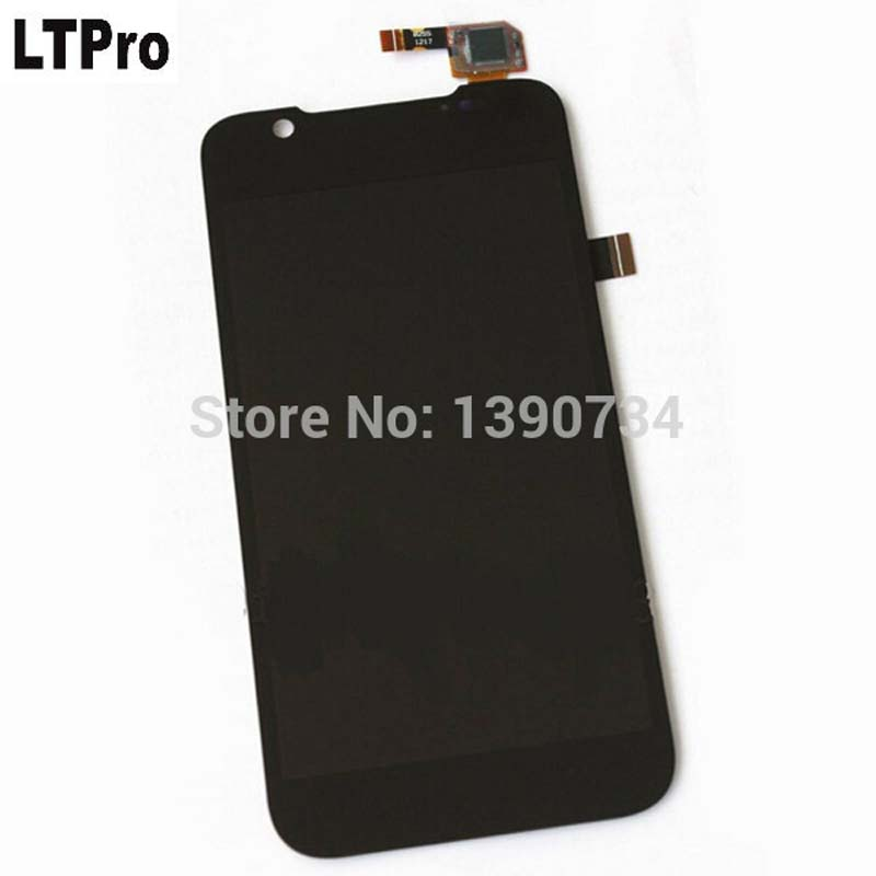LTPro ToP Quality LCD Display Touch Panel Screen Digitizer Assembly For ZTE Grand Era U985 V985 Phone Replacement Parts Black
