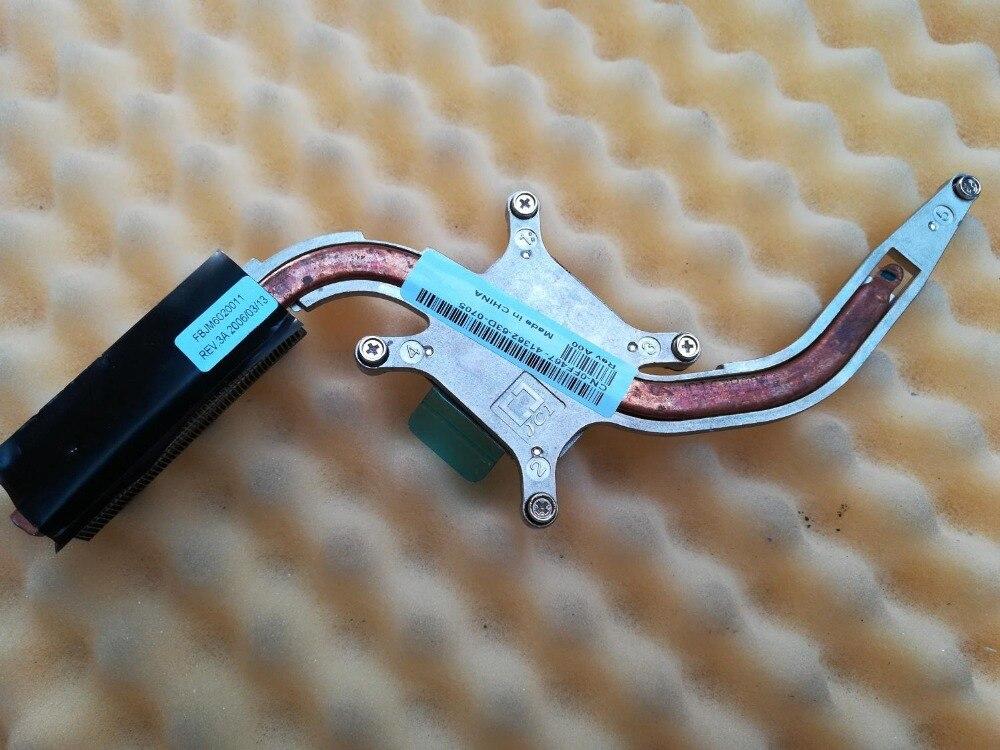Leuk Nieuwe Cooler Voor Dell Latitude D820 Voor Precisie M65 Cooling Heatsink Dp/n 0ff467 Ff467 Uma Model Rillingen En Pijnen