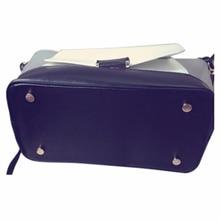 Wholesale10pcs*large capacity Bag Handbag Shoulder Bag Messenger package (Black white)