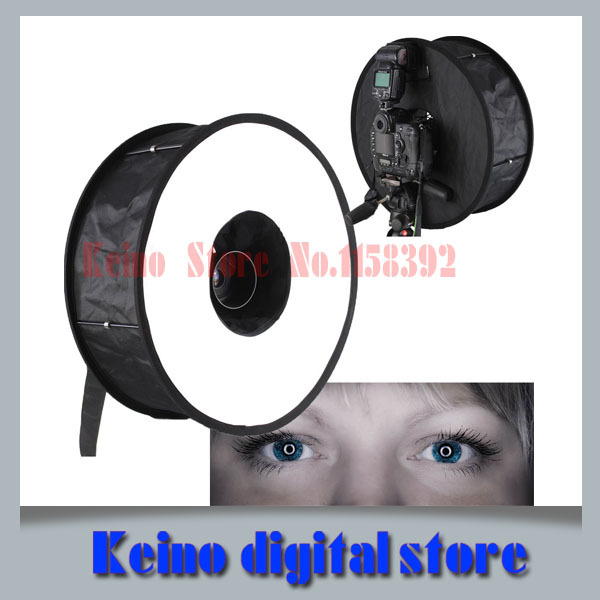 Additional Diffuser For Ring Flash
