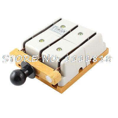 AC 380V 100A 3 Pole 2 Throw Power Circuit Safety Electric font b Knife b font
