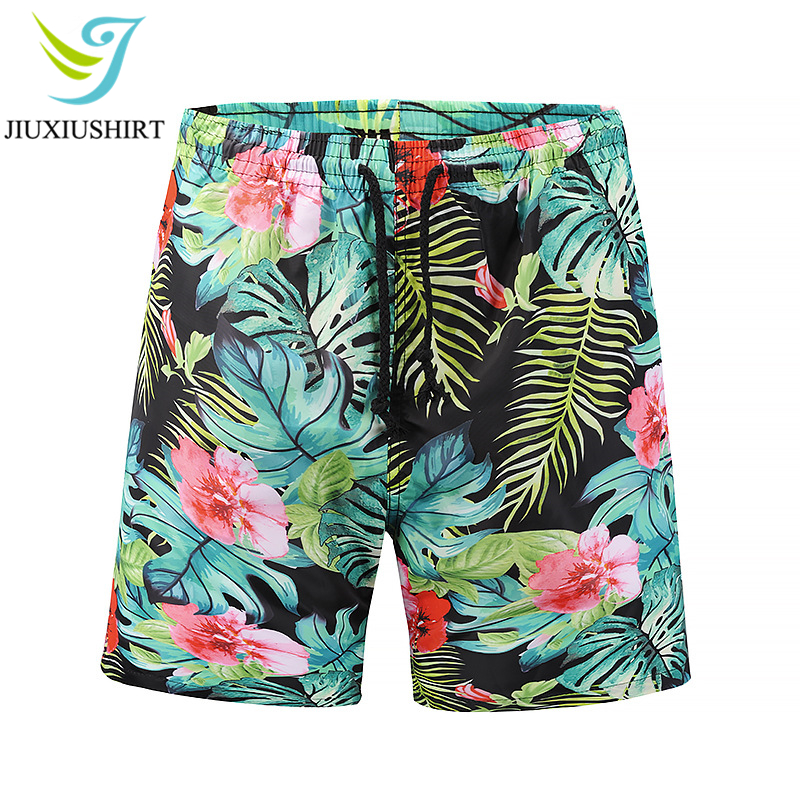 New Quick Dry Men Swim Shorts Summer Board Shorts Surf Swimwear Beach Shorts Sportswear Male Athletic Running Gym Shorts M-2XL