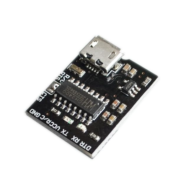 WEMOS CH340G Breakout 5V 3.3V USB to serial module switch for arduino downloader pro mini